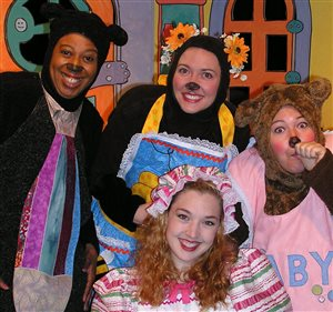 StoryBook Theatre's Three Bears